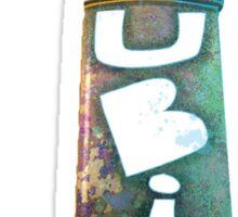 Phillip K Dick Sci Fi - Ubik Sticker