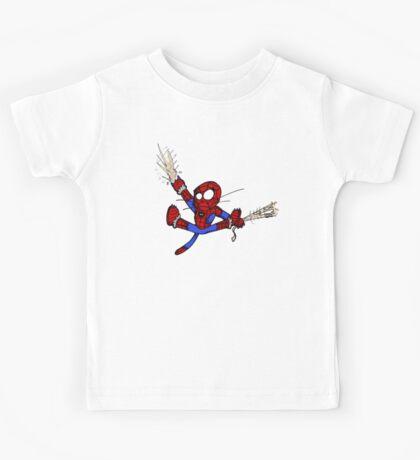 Spider-chat Kids Tee