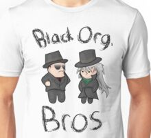 Black Organization Bros Unisex T-Shirt