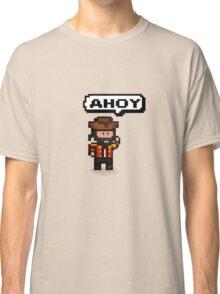 Pixel Pirate Ahoy Classic T-Shirt