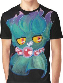 Mischievous Graphic T-Shirt