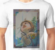 Anna - In Superman And The Mad Mermaid Queen Unisex T-Shirt