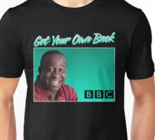 Get Your Own Back - Dave Benson Phillips - Retro 90s BBC Unisex T-Shirt