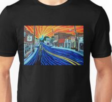 'SUNRISE SONG FOR NoDa IN THE 90s' Unisex T-Shirt