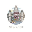 New York by fabric8