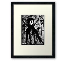 Patron Saint Blasphemy Framed Print