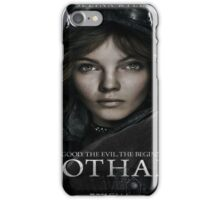 Selina Kyle iPhone Case/Skin