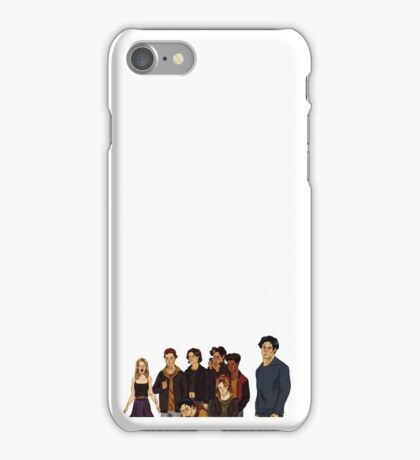 Stephanie Brown and the Batfamily! iPhone Case/Skin