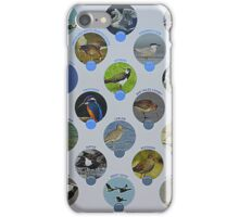 The Birds Of Inch Island iPhone Case/Skin