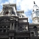 Classic Architecture,  Philadelphia City Hall, Philadelphia, Pennsylvania by lenspiro