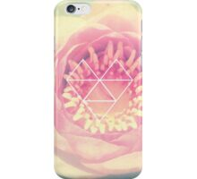 Water Lilly Romance iPhone Case/Skin
