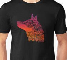 Sunset Fox Unisex T-Shirt