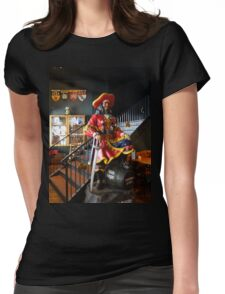 Captain Morgan Womens Fitted T-Shirt
