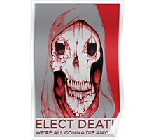 Third Party Candidate Poster
