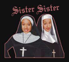 Sister Sister Kids Tee