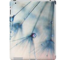 droplets of rose pink iPad Case/Skin