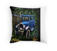 1926 Ford Chevy Model T Coupe Throw Pillow Throw Pillow