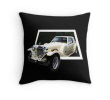 ZIMMER CAR POP OUT FRAME - THROW PILLOW Throw Pillow