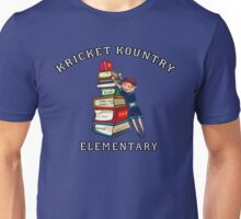 KRICKET KOUNTRY ELEMENTARY: Readers Rock the World! Unisex T-Shirt