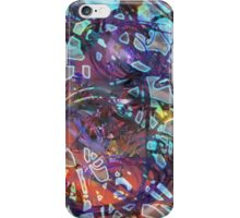 Abstraction 00024 variant B iPhone Case/Skin