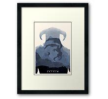 Skyrim II Framed Print