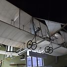 Vintage 1911 Airplane, Philadelphia, Pennsylvania by lenspiro