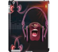 SINGING APPLE IPAD CASE iPad Case/Skin