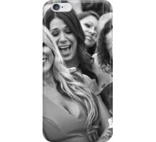 Wedding Candid 2 iPhone Case/Skin