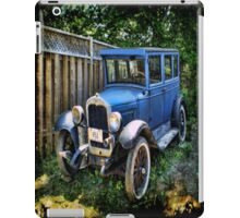 1926 Ford Chevy Model T Coupe IPAD COVER iPad Case/Skin