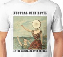 Neutral Milk Hotel In the Aeroplane Over the Sea Unisex T-Shirt