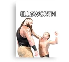 ELLSWORTH Canvas Print