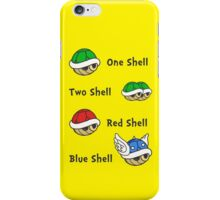 One Shell Two Shell iPhone Case/Skin
