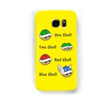 One Shell Two Shell Samsung Galaxy Case/Skin