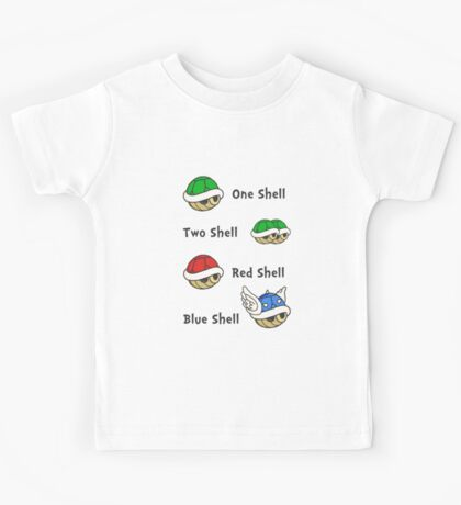 One Shell Two Shell Kids Tee