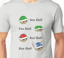 One Shell Two Shell Unisex T-Shirt