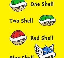 One Shell Two Shell by themoderngeek