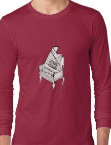 Crazy Harpsichord Long Sleeve T-Shirt