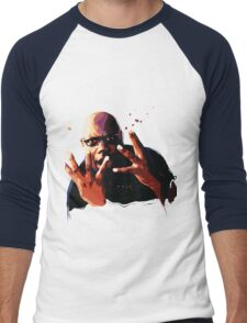 Carl Cox Men's Baseball ¾ T-Shirt