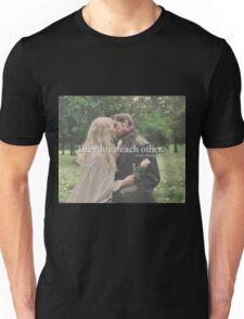 love each other Unisex T-Shirt