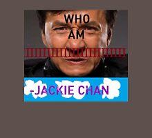 WHO AM IIIIIIII -Jackie Chan Unisex T-Shirt