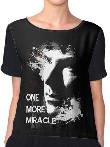 Sherlock - One More Miracle Chiffon Top