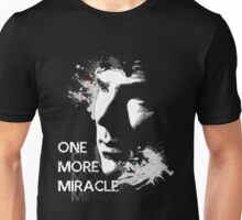 Sherlock - One More Miracle Unisex T-Shirt