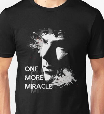 Sherlock - One More Miracle Unisex T-Shirt