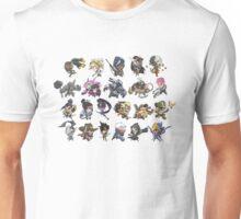 Cute Align Unisex T-Shirt