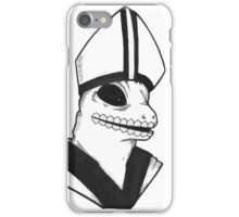 Lizard Pope iPhone Case/Skin