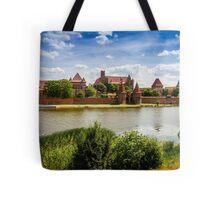 Malbork Castle Tote Bag