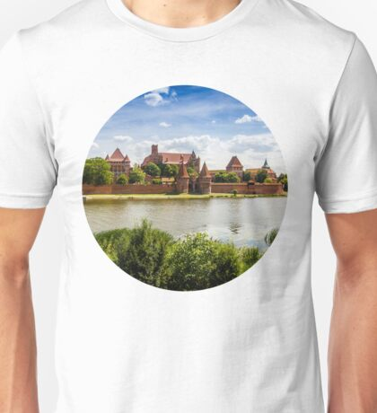 Malbork Castle Unisex T-Shirt