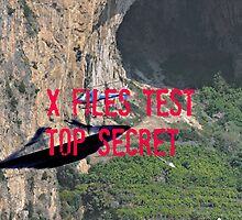 UFO TEST TOP SECRET. by DMEIERS