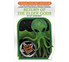 Cthulhu Your Own Adventure Poster
