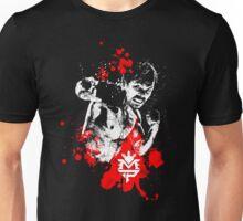 Pacquiao's Blood Splattering Punch Unisex T-Shirt
